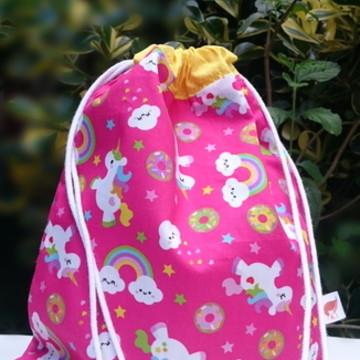 saquinho roupas - sujinha limpinha saco