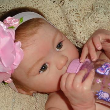 Linda Bebê reborn