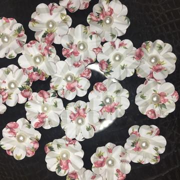 Mini Flor scrapbook floral