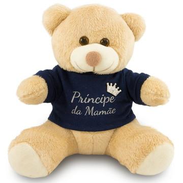 Urso Príncipe da Mamãe 30cm