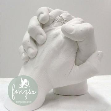 Kit p/ Réplicas Perfeitas Mãos Casais