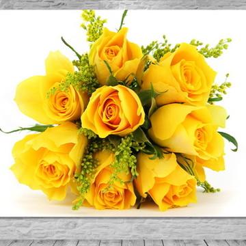 Rosas Amarelas Elo7