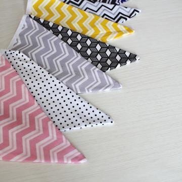 Bandeirinha de tecido