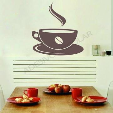 Adesivo - COZINHA - Café