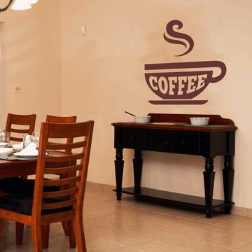 Adesivo - COZINHA - Coffee