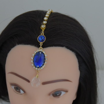 Tikka Indiana Chaton Azul
