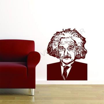 Adesivo - CELEBRIDADES - Albert Einstein