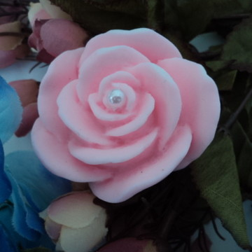 Rosa de sabonete