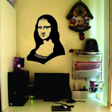 Adesivo - CELEBRIDADES - Mona Lisa