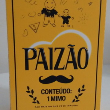 """Caixa para doces - Modelo """"Maizena"""""""