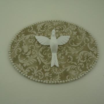Placa Espírito Santo/Presente Madrinha