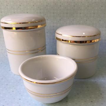 Potes de Porcelana