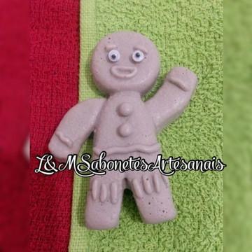 Sabonete Biscoito Natal Gingerbread
