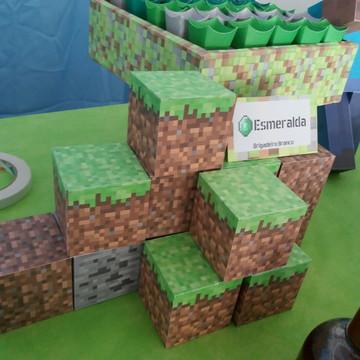 Blocos Minecraft