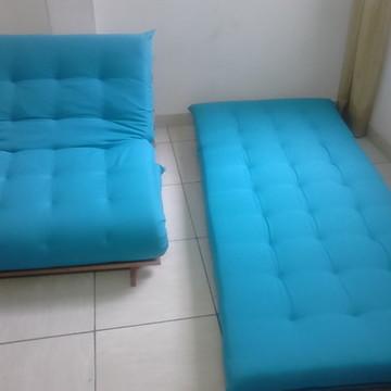 Sofá cama futon
