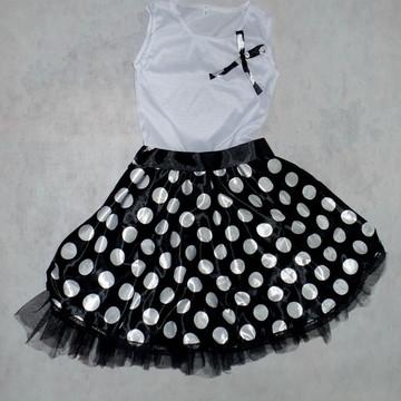 259aa410f6 Vestido Infantil Anos 60