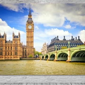 Painel Big Ben - Frete Grátis