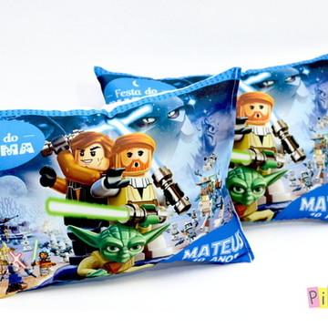 Almofada personalizada Lego Star Wars