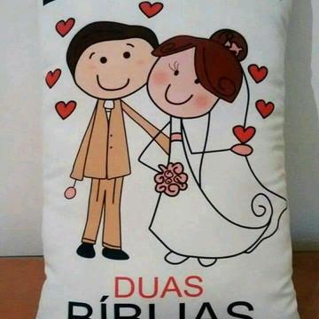 Almofada Casamento