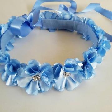 coroa de flor faixa headband tiara noiva
