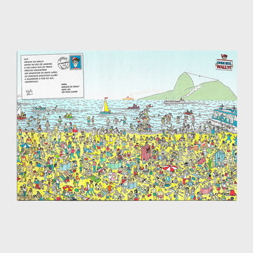 Painel Wally in Rio