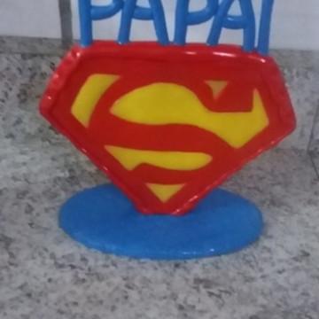 lembrancinha super papai