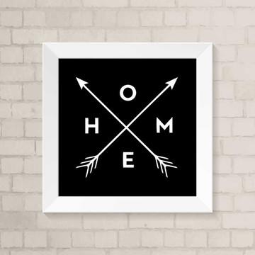 Quadro Casa - Home