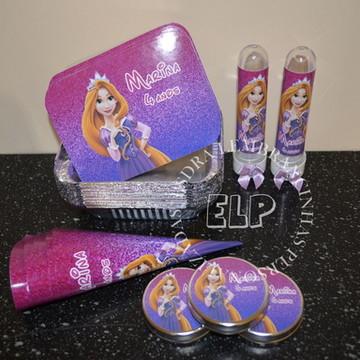 Kit da Rapunzel