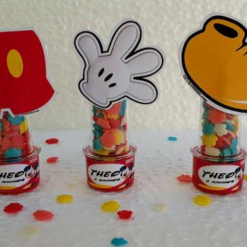 Tubetes Roupas do Mickey