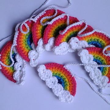 Varal de arco íris