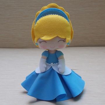 Princesa Cinderela Cute