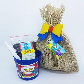 Lembrançinha Kit Ecológico Premium