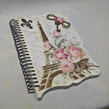 Caderno Paris 2