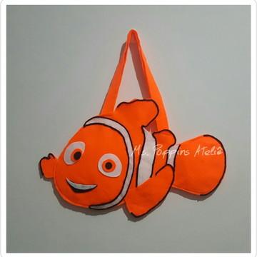 Sacolinha Lembrança Aniversário - Nemo