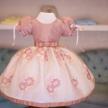 Vestido Tema Festa Provençal - Infantil
