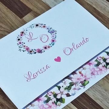 IMPERDÍVEL - Convite de Casamento/ Convite 15 anos barato