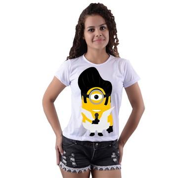 Camiseta Cantores e profissionais minion