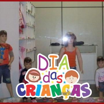 Adesivo Dia das Crianças