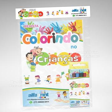 Kit Colorir para o Dia das Crianças