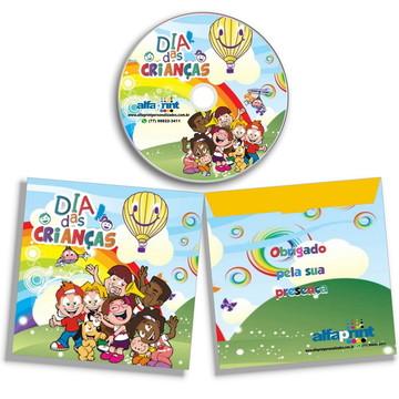 DVD ou CD do Dia das Crianças
