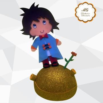 Topo de bolo - Pequeno Príncipe