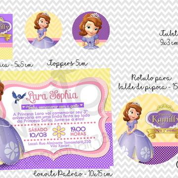 Kit Digital - Princesa Sophia