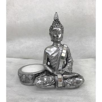 Buda Indiano com vela ( mini)