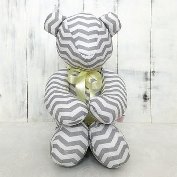 Urso de tecido - Tuti