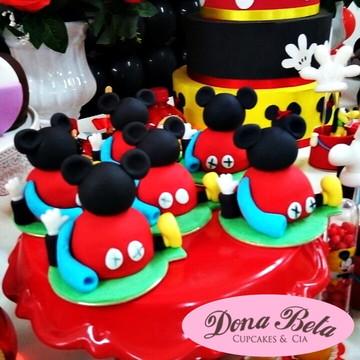 Trufa Personalizada Casa do Mickey Mouse