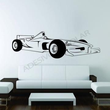 Adesivo Decorativo Carro de F1
