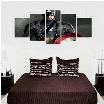 Quadro Captain America - QCMA0074