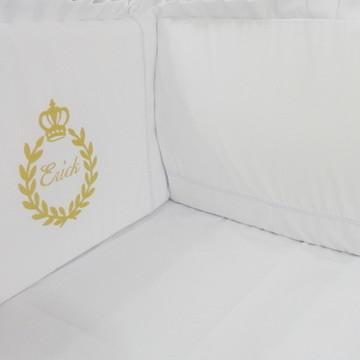 Kit Protetor Berço Dreams Luxo