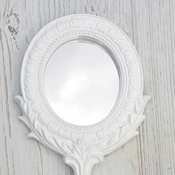 Espelho de Mão Grego Convites Brindes Lembrancinhas