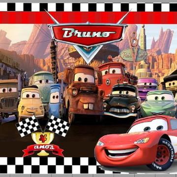 449d5f00cc Jogo Americano Cars Disney